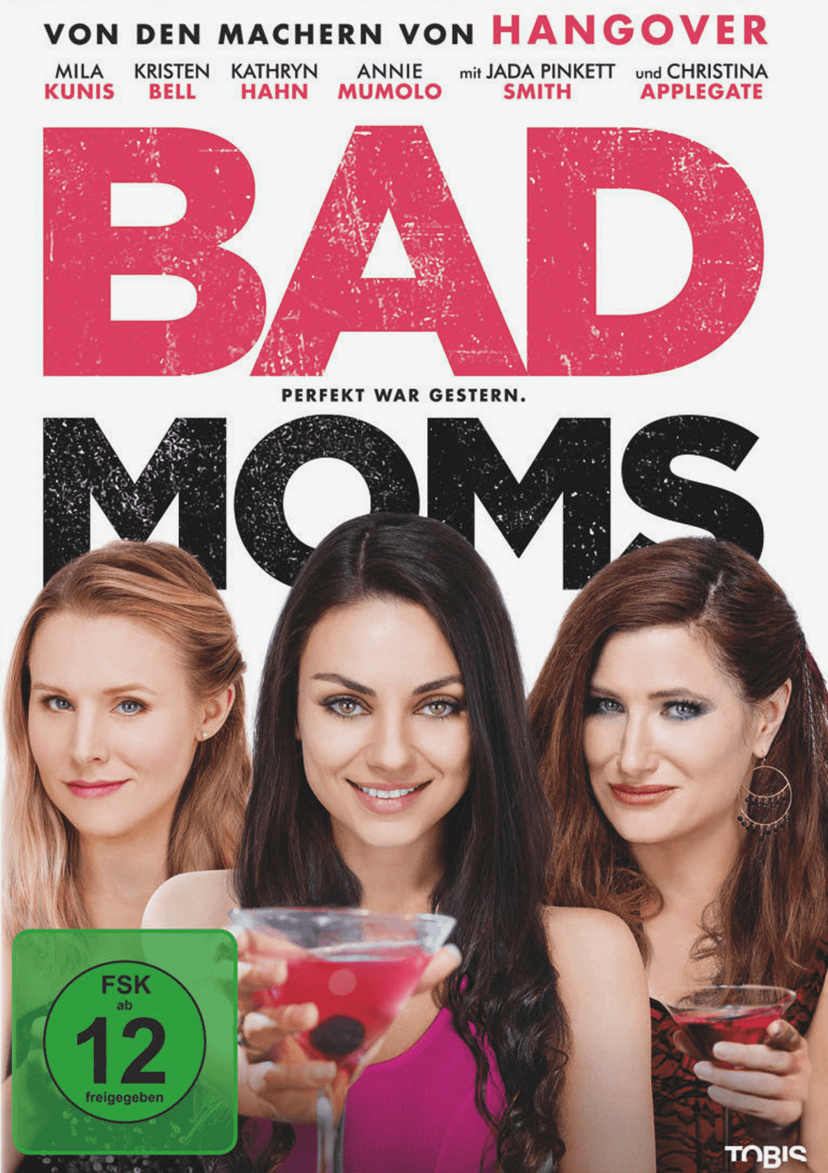 Bad Moms auf DVD