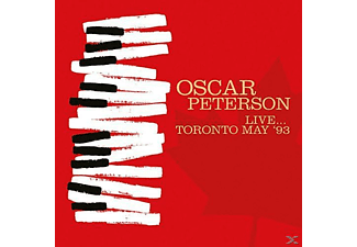 Oscar Peterson - Live...Toronto May '93 - (CD)