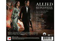 Silvestri Alan - Allied-Vertraute Fremde/OST [CD]