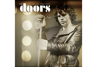 The Doors - Live On Air-1967-1972 - (CD)