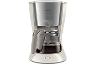 PHILIPS HD 7462/01 Daily Collection Kaffeemaschine Weiß/Metallic