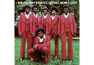 Pilgrim Jubilees - Crying Won't Help - (Vinyl)