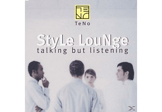 Style Lounge - Talking But Listening - (CD)