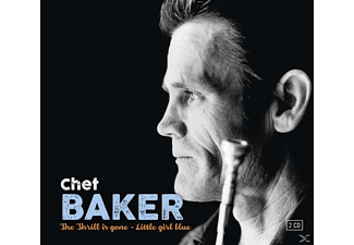 Chet Baker - The Thrill Is Gone - Little Girl Blue - (CD)