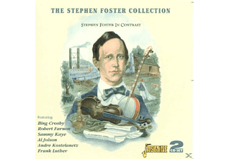 VARIOUS - The Stephen Foster Collection - (CD)