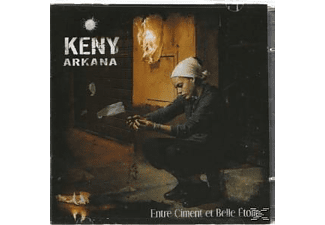 Keny Arkana - Entre Ciment et Belle Etoile - (CD + DVD Video)