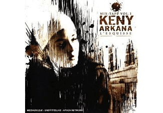 Keny Arkana - Mix-Tape Vol. 1: l Esquisse - (CD)