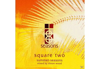 Simon Wood - 8 Seasons Square 2 - (CD)