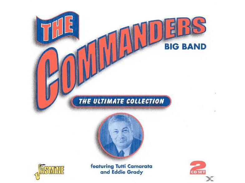 Commanders Big Band - Ultimate Collection [CD]