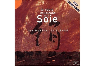 VARIOUS - The Musical Silk Road - (CD)
