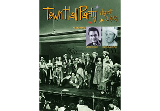 VARIOUS - At Town Hall PartyAugust 8, 1959August 8, 1959 - (DVD)