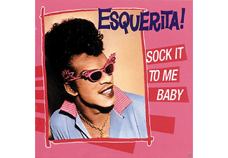 Esquerita - Sock It To Me Baby - (CD)