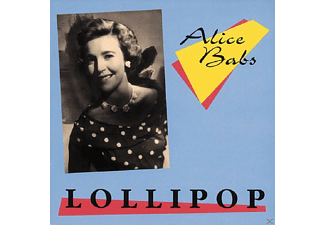 Alice Babs - Lollipop - (CD)