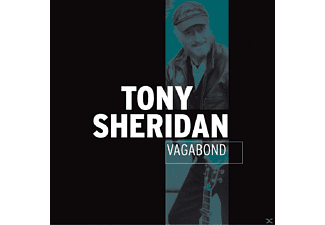 Tony Sheridan - Vagabond - (CD)