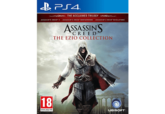 UBISOFT Assassins Creed The Ezio Collection PlayStation 4