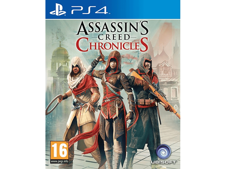 Assassins Creed Chronicles PlayStation 4 Oyun