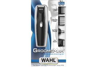 WAHL Groomsman Rechargeable All-In-One