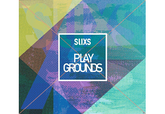 Slixs - Playgrounds - (CD)