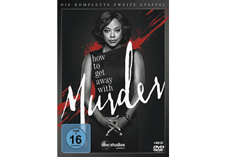 How to get Away with Murder - Staffel 2 - (DVD)