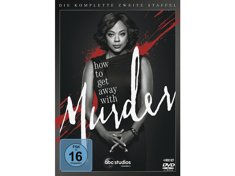 How to get Away with Murder - Staffel 2 [DVD]