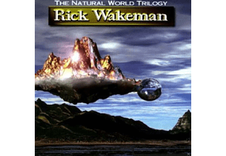 Rick Wakeman - The Natural World Trilogy - (CD)