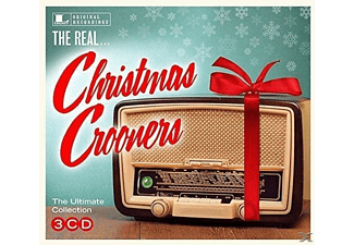 VARIOUS - The Real... Christmas Crooners - (CD)
