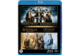 Snow White and the Huntsman & The Huntsman Winter's War Blu-ray