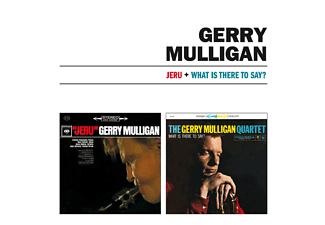 Gerry Mulligan - Jeru/What Is There To Say? (CD)