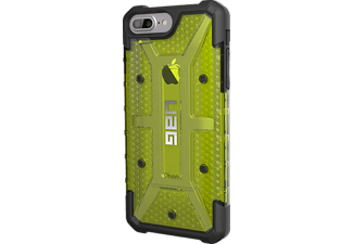 URBAN ARMOR GEAR Plasma Handyhülle, Gelb (Transparent), passend für Apple iPhone 6 Plus, iPhone 6s Plus, iPhone 7 Plus