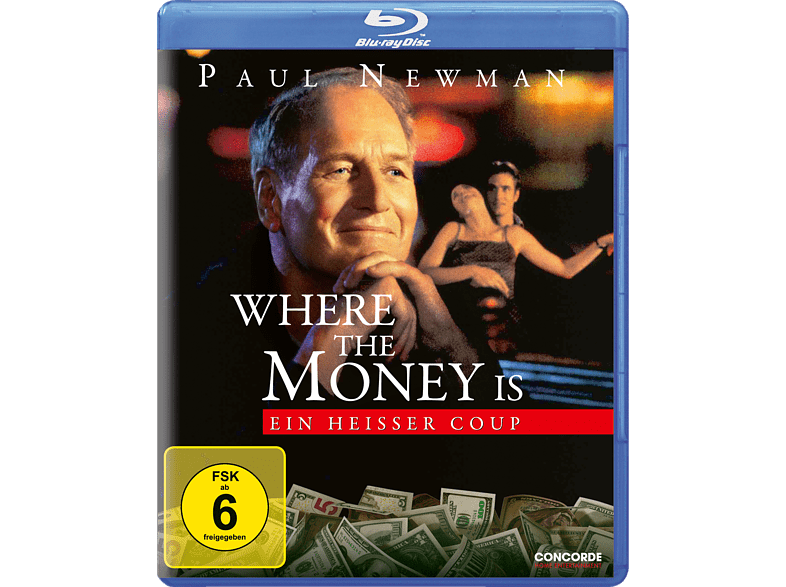 Where the Money Is - Ein heißer Coup [Blu-ray]