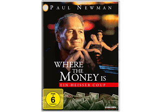 Where the Money Is - Ein heißer Coup - (DVD)