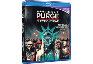The Purge 3: Election Year Blu-ray