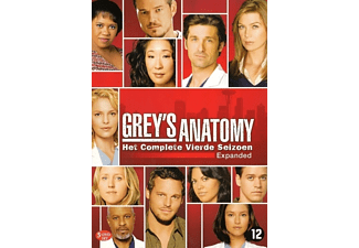 Grey's Anatomy - Seizoen 4 - DVD