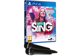 Let's Sing 2017 + 2 microfoons | PlayStation 4