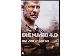 Die Hard 4 - Retour en enfer - DVD