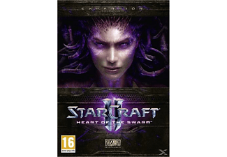 Starcraft 2: Heart of the Swarm UK Extension PC