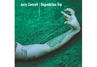 Jerry Cantrell - Degradation Trip - (Vinyl)