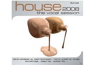 VARIOUS - House: The Vocal Session Vol.3 - (CD)