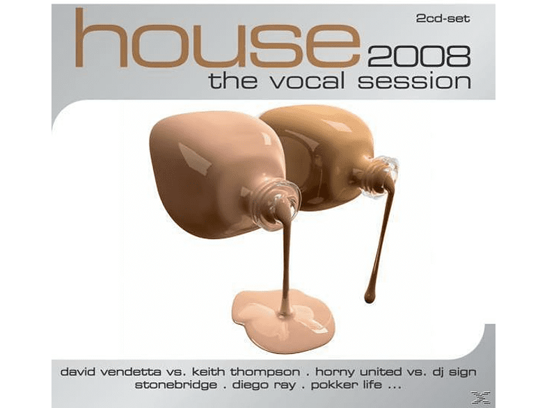 VARIOUS - House: The Vocal Session Vol.3  [CD]