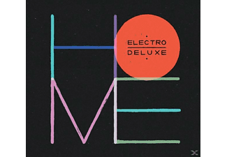 Electro Deluxe - Home (Deluxe Edition) - (CD)