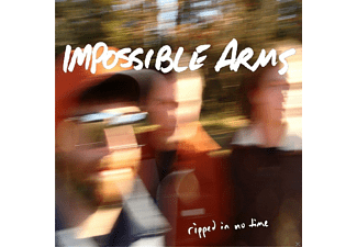 Impossible Arms - Ripped In No Time - (CD)