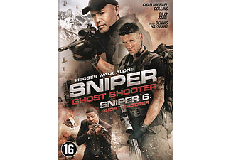 Sniper - Ghost Shooter DVD