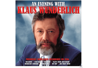 Klaus Wunderluch - An Evening With - (CD)