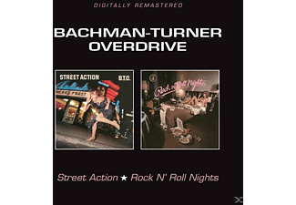 Bachman-Turner Overdrive - Street Action/Rock'N'Roll Nights - (CD)