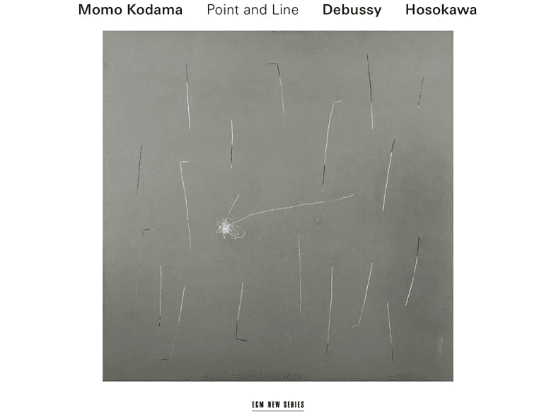 Momo Kodama - Point And Line [CD]