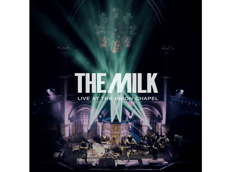 Milk - Live At The Union Chapel [CD]