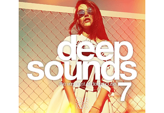 VARIOUS - Deep Sounds 7 (Very Best Of Deep House) - (CD)
