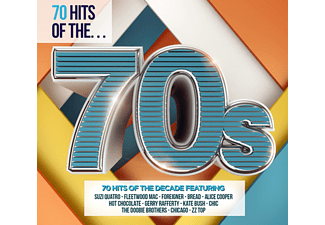 70 Hits Of The 70s CD