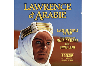 Lawrence D'Arabie OST CD