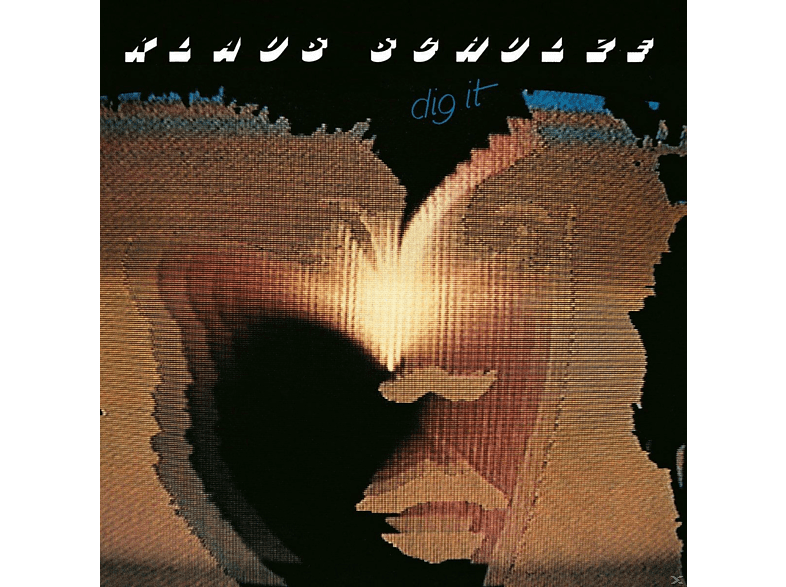 Klaus Schulze - Dig It [CD + DVD Video]